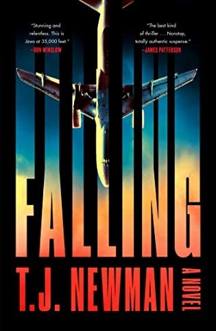 Book review: Falling by TJ Newman