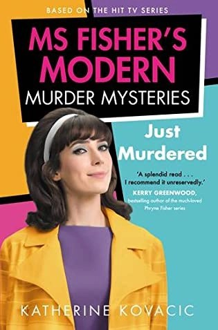 Book review: Just Murdered by Katherine Kovacic