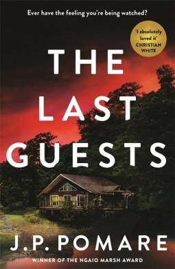 Book review: The Last Guests by JP Pomare