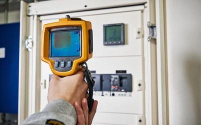 Thermografisch onderzoek meterkast