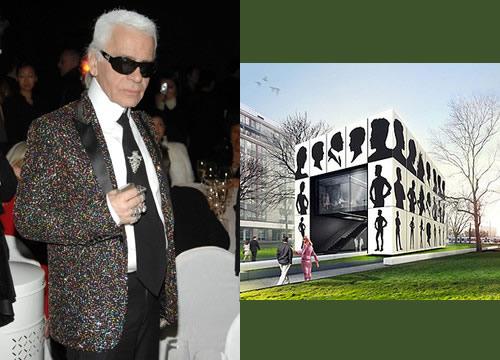 Salón de belleza-Lagerfeld