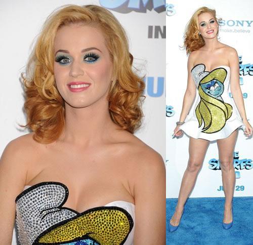 Peluqueria-Katy Perry