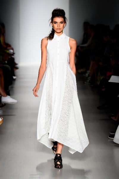 semana de la moda NY Marisa Webb