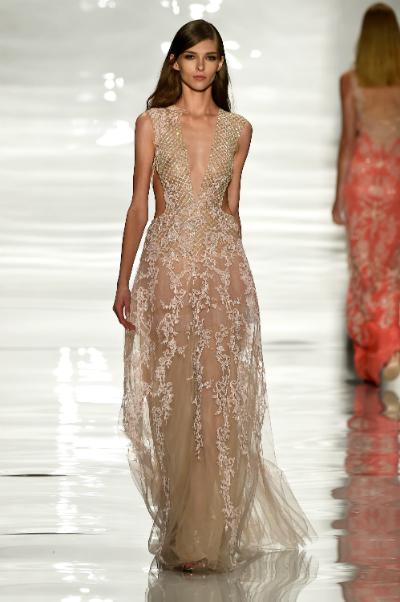 Reem Acra semana de la moda NY