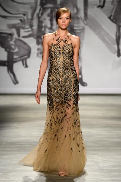 Lela Rose semana de la moda en Nueva York