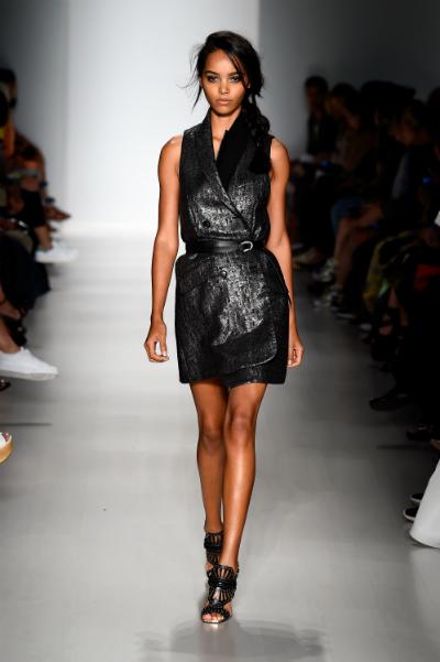 Marisa Webb semana de la moda spring 2015