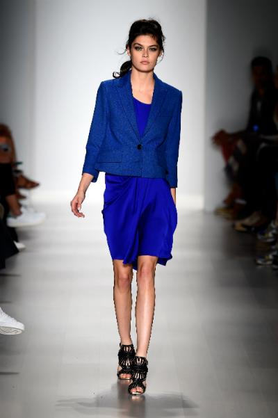 Marisa Webb semana de la moda
