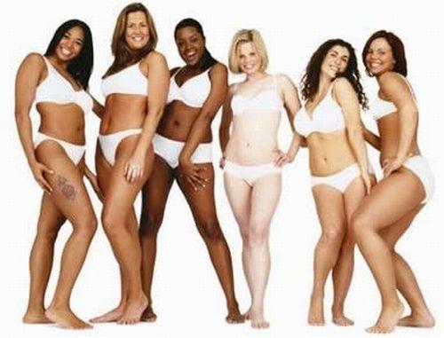belleza modelos diferentes