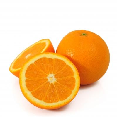 Naranja: piel radiante
