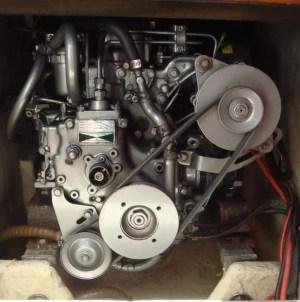 El Motor de explosión