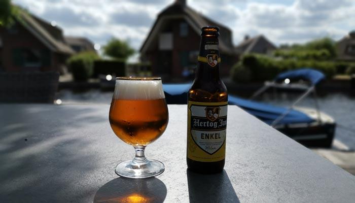 hertog jan enkel bier