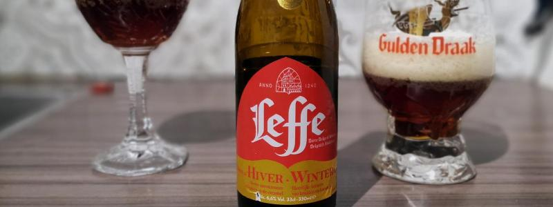 Leffe Winterbier review