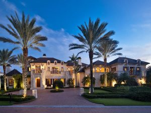 Bay Colony Estate Home