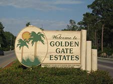 Golden Gate Estates Naples Florida Community offering Land and Acreage