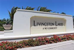 Livingston Lakes Naples Florida Gated Condominium Community