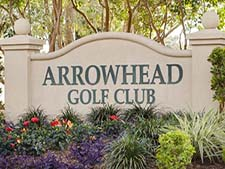 Arrowhead Naples Fl Public-access Golf Community