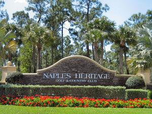 Naples Heritage Naples Fl Bundled Golf Community