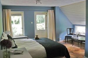 Groepsaccommodatie de Blauwe Bok slaapkamer
