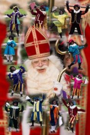 Sinterklaas Den Helder collage