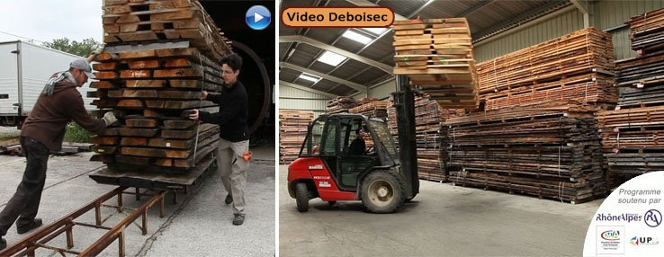 deboisec planche en bois massif sec