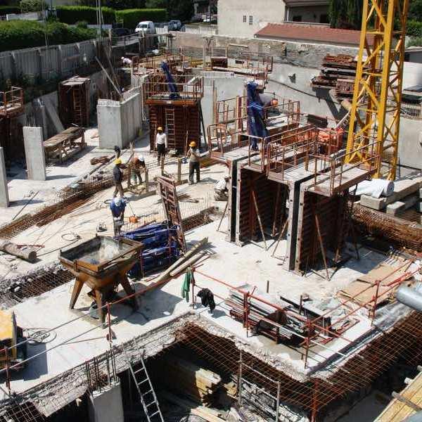 chantier Rueil place de Buzenval