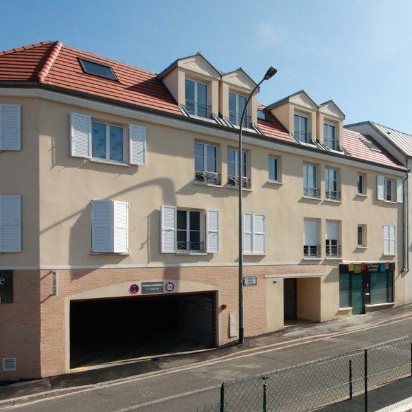 conception réalisation immeuble à Rueil
