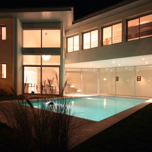 réalisation maison contemporaine