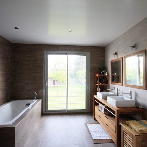 salle de bain contemporaine archi