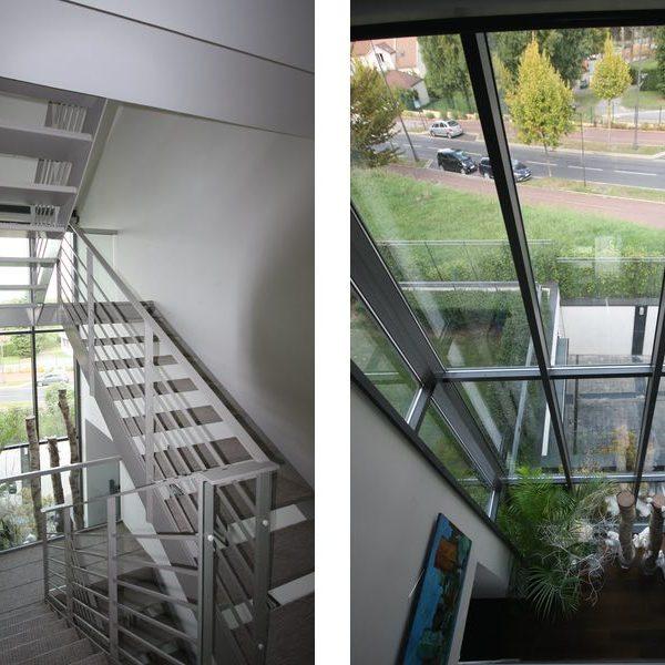 2008 architecte détails escalier