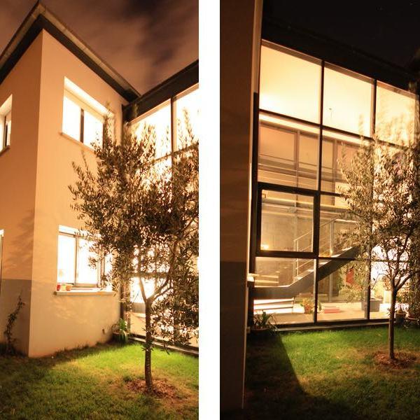 vue extérieure architecte rueil