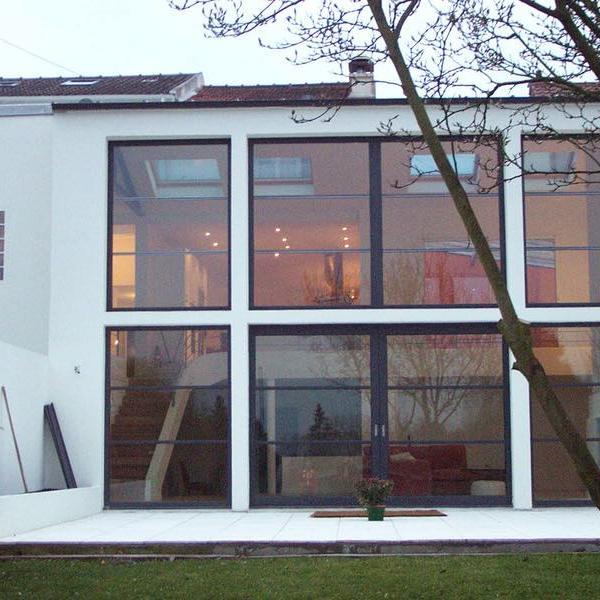 particulier maison contemporaine
