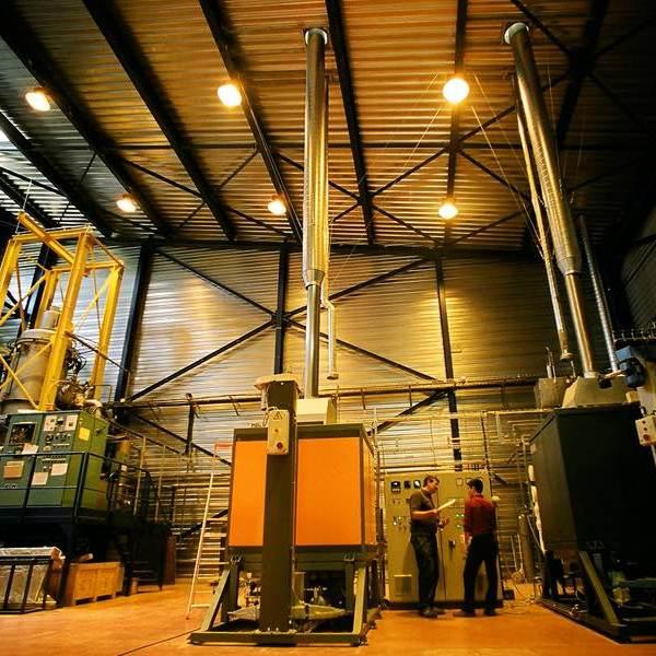 usine Peynier de bokay