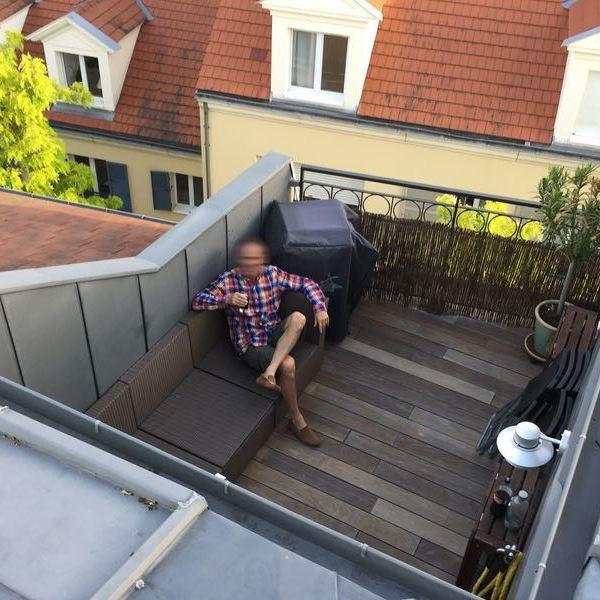 Copro terrasse architecte
