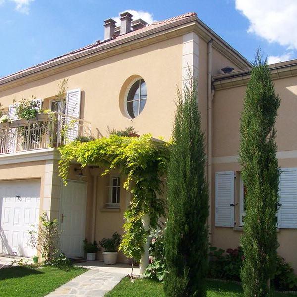 conception réalisation maisons Rueil