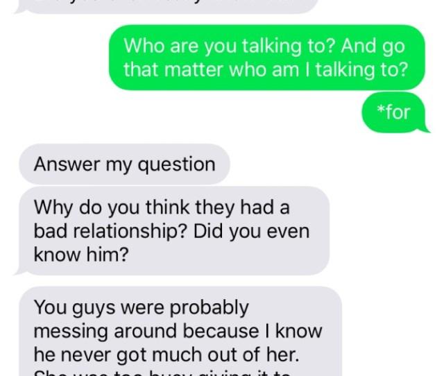 Jealous Boyfriend Messages Wrong Number 3