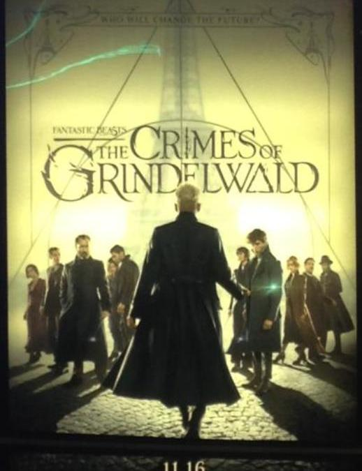 Johnny Depp is my Grindelwald
