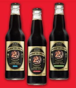 Manhattan Special Coffee Soda - Surrender at Canyon Road