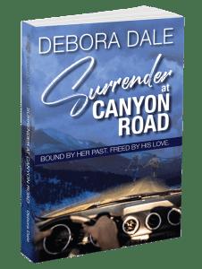Surrender at Canyon Road 3D book image