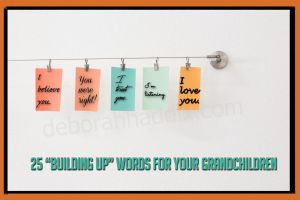 Building Up Words