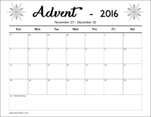 Observing The Christian Calendar Resources Deborah Haddix