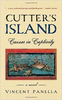 Cutter's Island, Panella's first published novel.