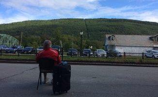 Train Travel on Amtrak's Vermonter