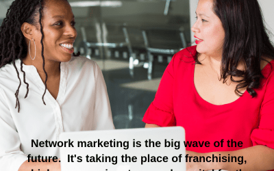 Franchising vs Network Marketing