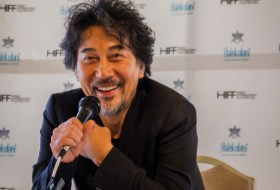 Koji Yakusho at HIFF