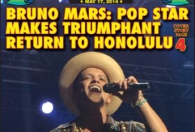Bruno Mars Thrills Hawaii Audiences