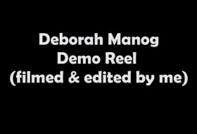 Deborah Manog's Multimedia Reel
