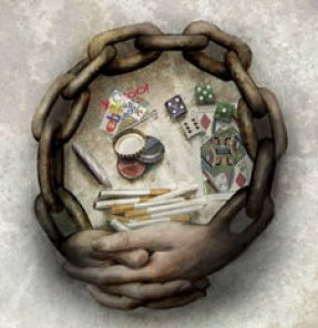 chain of addiction