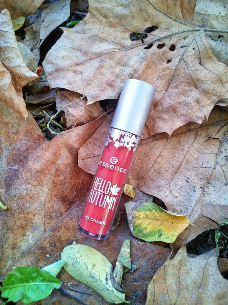 Review: Essence Hello Autumn Lip Cream
