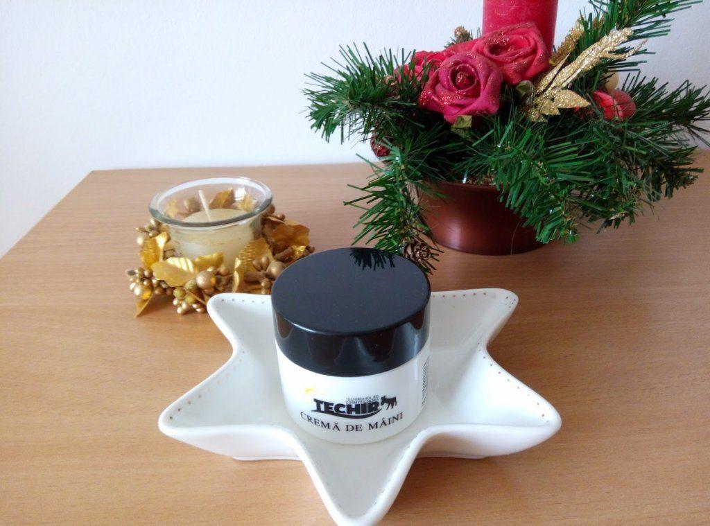 Hand cream Techir – Review