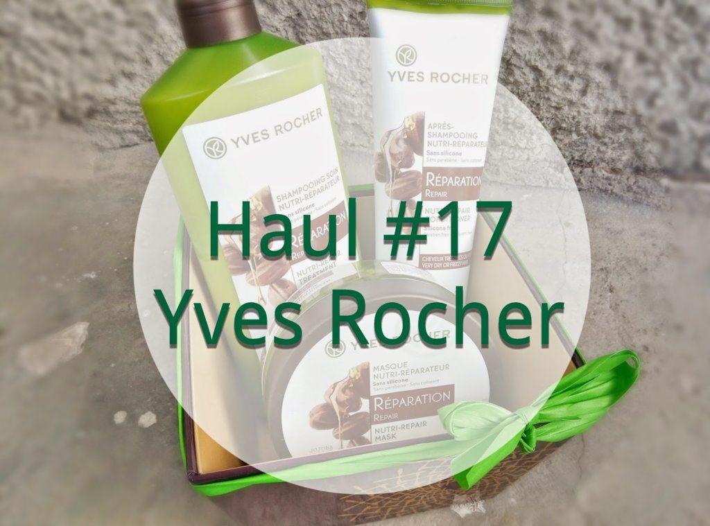 Haul #20 –  Yves Rocher